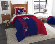 New York Giants Soft & Cozy Twin Bed in a Bag