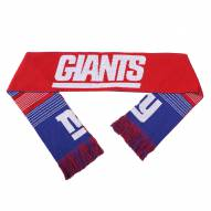 New York Giants Split Logo Reverse Scarf