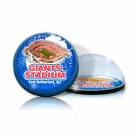 New York Giants Stadium Crystal Magnet