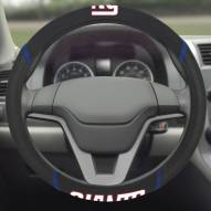 New York Giants Steering Wheel Cover