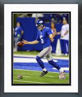 New York Giants Steve Weatherford 2014 Action Framed Photo