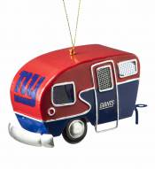 New York Giants Team Camper Ornament