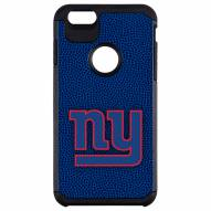 New York Giants Team Color Pebble Grain iPhone 6/6s Plus Case