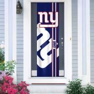 New York Giants Door Banner