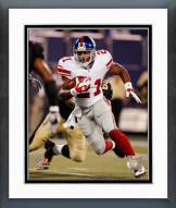 New York Giants Tiki Barber 2005 Action Framed Photo