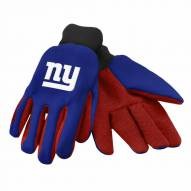 New York Giants Work Gloves