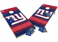 New York Giants XL Shields Cornhole Game
