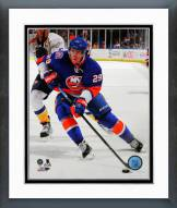New York Islanders Brock Nelson 2014-15 Action Framed Photo