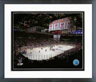 New York Islanders Final Regular Season Game at Nassau Coliseum Framed Photo