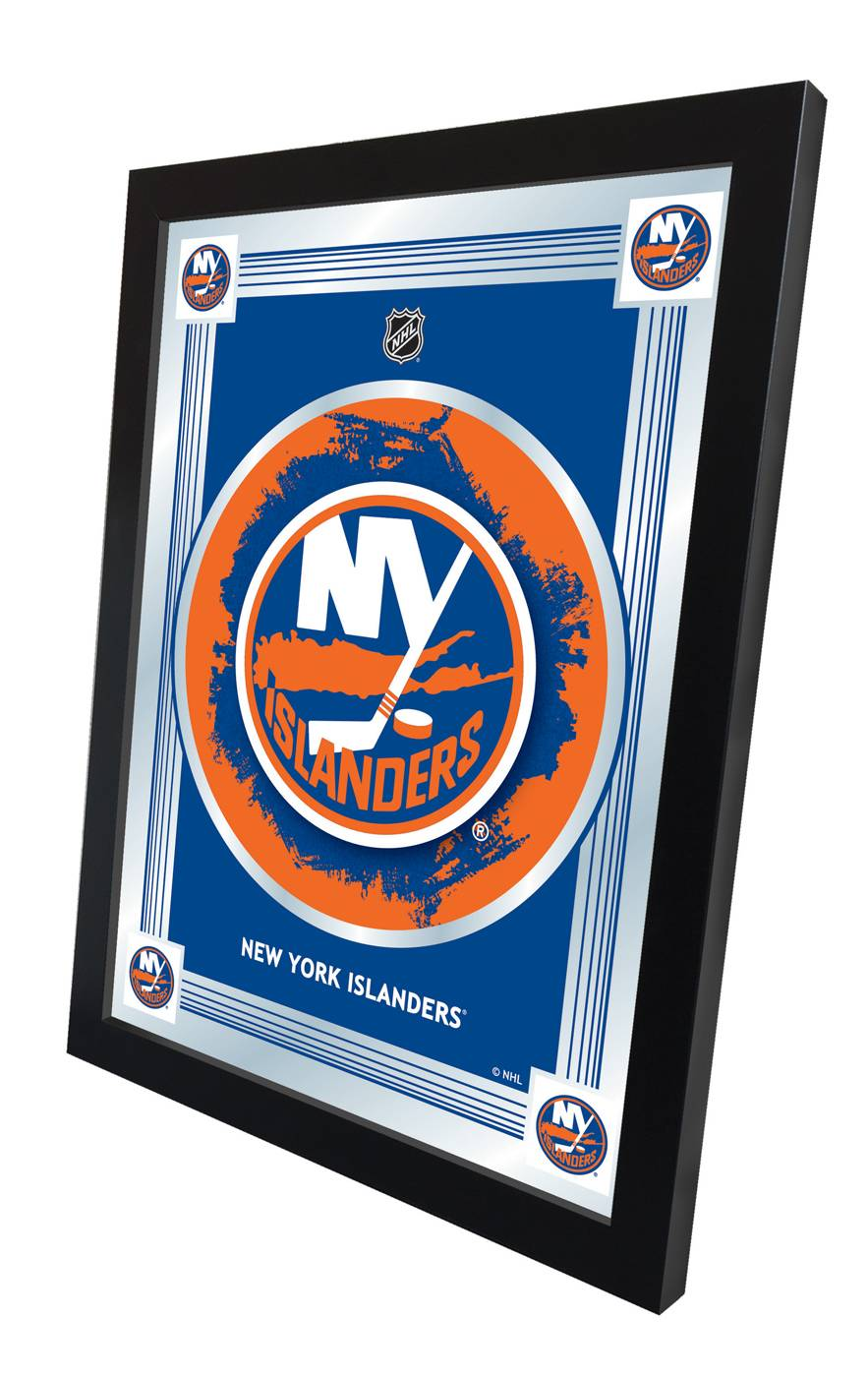 New York Islanders Logo Mirror