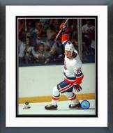 New York Islanders Mike Bossy Celebration Framed Photo