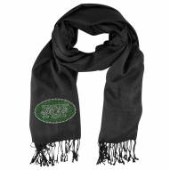 New York Jets Black Pashi Fan Scarf