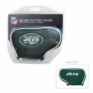 New York Jets Blade Putter Headcover