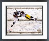 New York Jets Curtis Martin 2003 Action Framed Photo