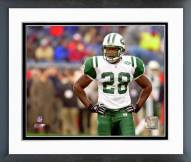 New York Jets Curtis Martin 2004 Action Framed Photo
