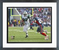 New York Jets Curtis Martin Action Framed Photo