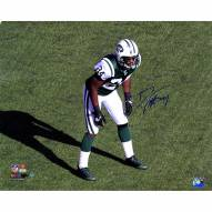 "New York Jets Darrelle Revis Stance Signed 16"" x 20"" Photo"