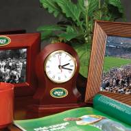 New York Jets Desk Clock