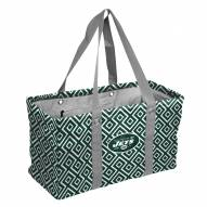 New York Jets Double Diamond Picnic Caddy