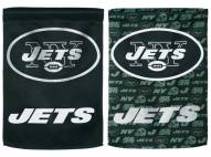 New York Jets Double Sided Glitter Flag