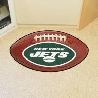 New York Jets Football Floor Mat
