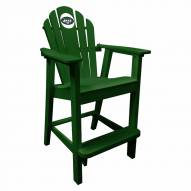 New York Jets Green Pub Captain Chair