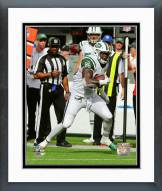 New York Jets Jeff Cumberland 2015 Action Framed Photo