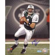 "New York Jets Kellen Clemens Stepping Up in the Pocket Signed 16"" x 20"" Photo"