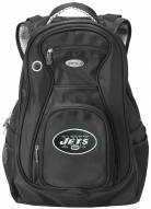 New York Jets Laptop Travel Backpack