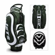 New York Jets Medalist Cart Golf Bag