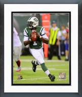 New York Jets Michael Vick 2014 Action Framed Photo