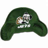 New York Jets Mickey Mouse Bed Rest Pillow