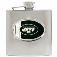 New York Jets NFL 6 Oz. Stainless Steel Hip Flask
