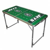 New York Jets NFL Outdoor Folding Table
