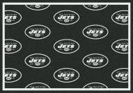 New York Jets NFL Repeat Area Rug