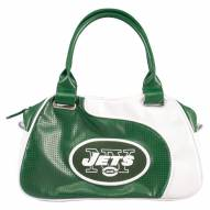 New York Jets Perf-ect Bowler Purse