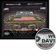 New York Jets Personalized Framed Stadium Print