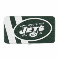 New York Jets Shell Mesh Wallet