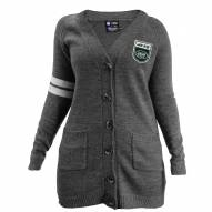 New York Jets Women's Gray Varsity Cardigan
