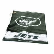 New York Jets Woven Golf Towel
