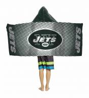 New York Jets Youth Hooded Towel