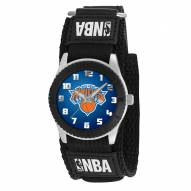 New York Knicks Black Rookie Kids Watch