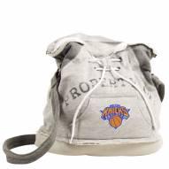 New York Knicks Hoodie Duffle