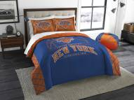 New York Knicks Reverse Slam Full/Queen Comforter Set