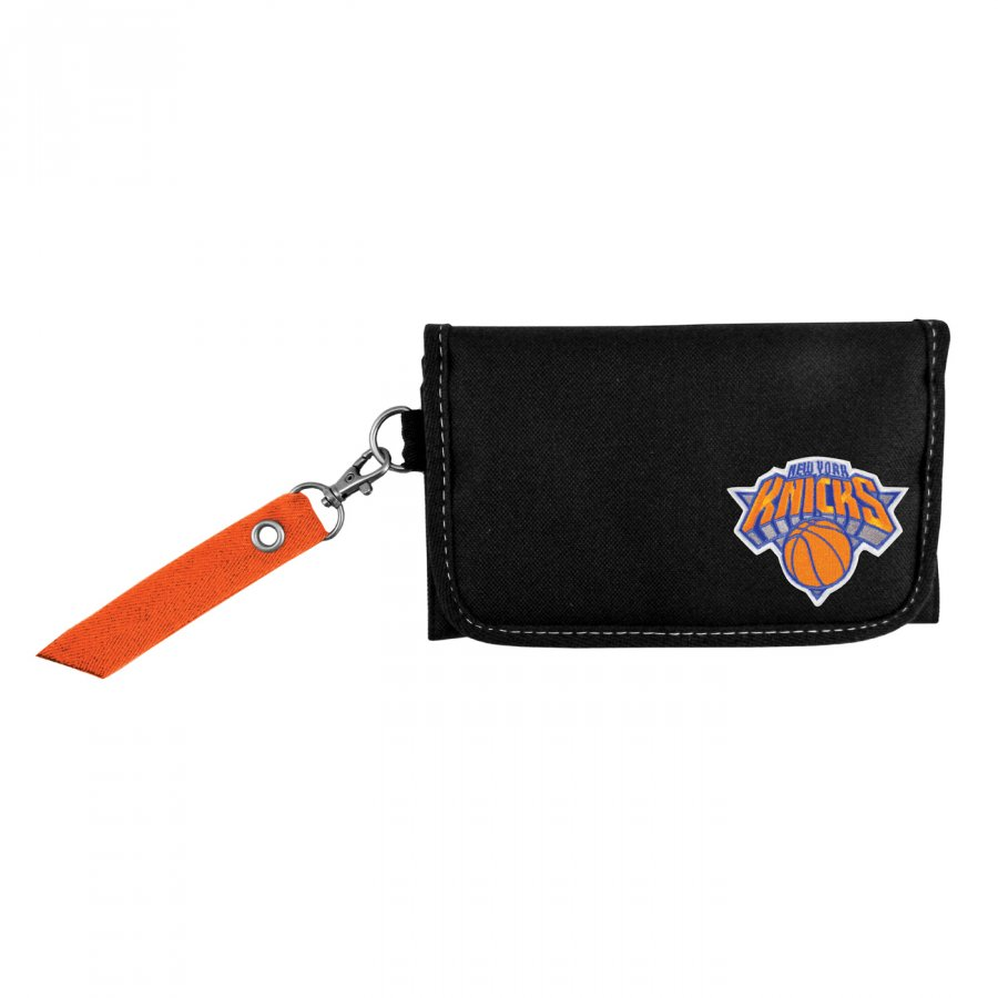 New York Knicks Ribbon Organizer Wallet