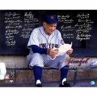 "New York Mets 1962 Casey Stengel (20 Signatures) (No Rod Kanehl) Signed 16"" x 20"" Photo"