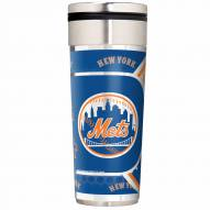 New York Mets 22 oz. Hi Def Travel Tumbler