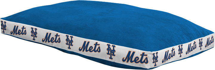 """New York Mets 26"""""""" x 37"""""""" Dog Bed"""