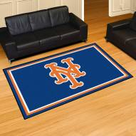 New York Mets 5' x 8' Area Rug