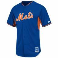 New York Mets Authentic Batting Practice Baseball Jersey